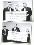 Donation from Tattersalls to help the move to Glenferrie Rd 1994