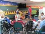 Hospice school holiday program 2011
