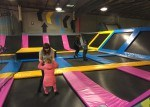 Fun at BOUNCE INC
