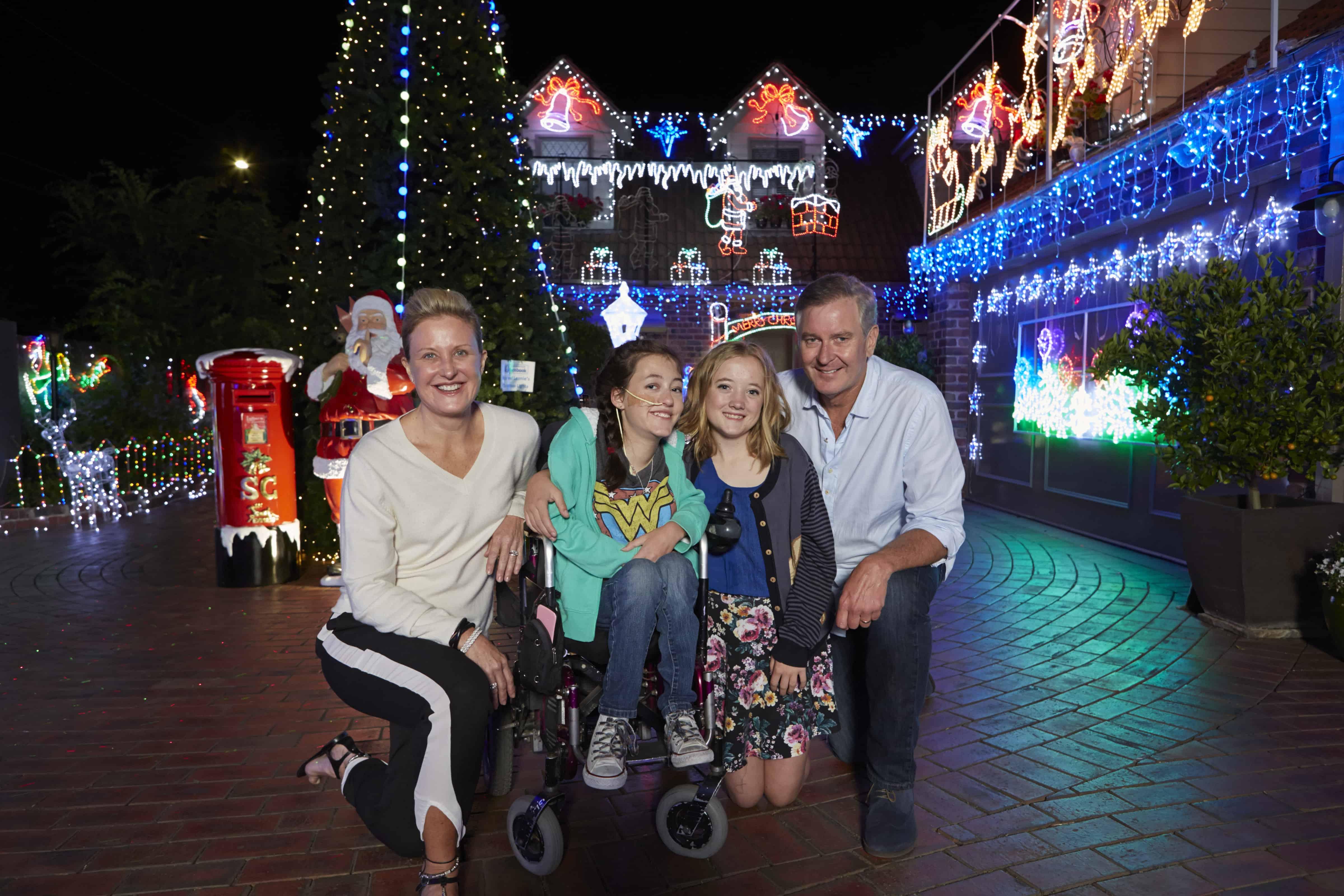P30-31. Christmas lights
