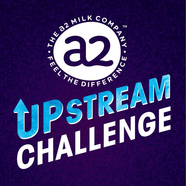 Upstream logo - full colour