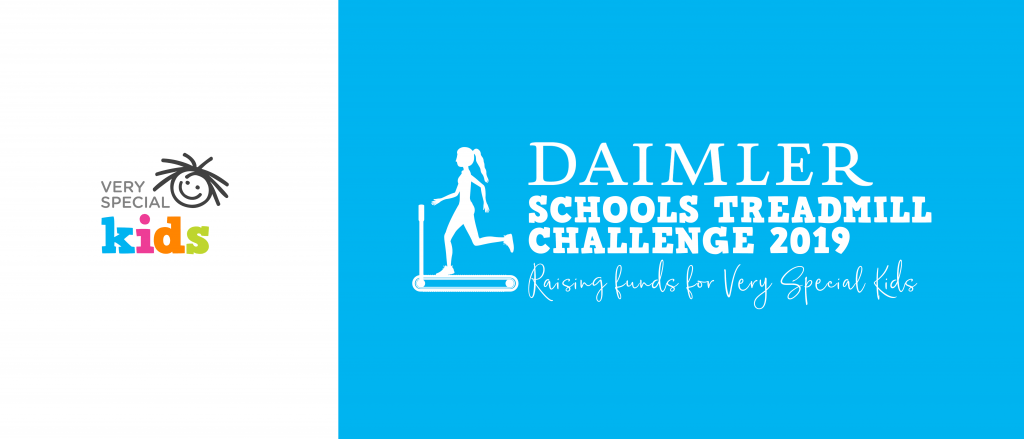 Copy of Daimler Schools Treadmill Challenge banner