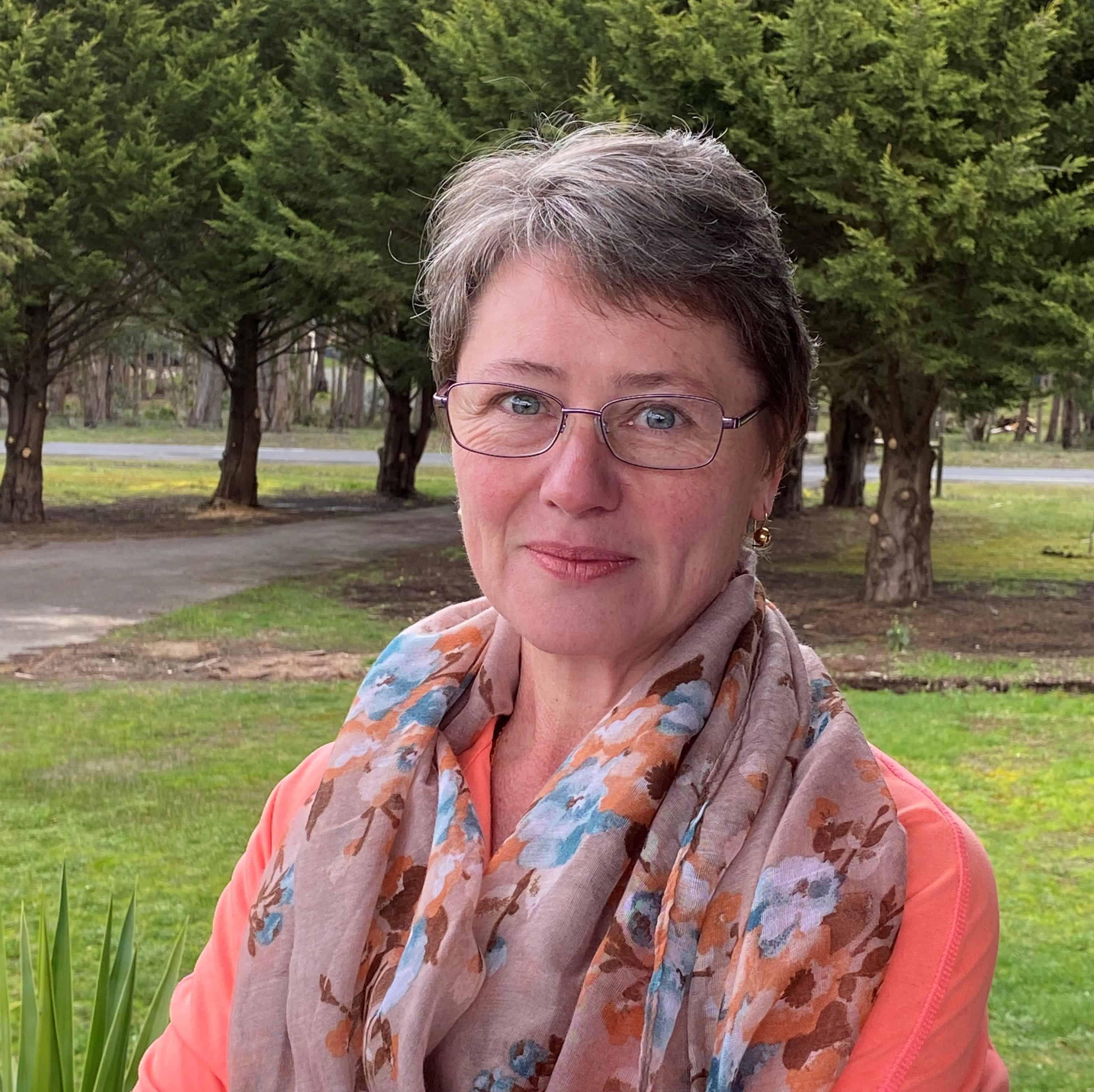 Pauline Hammond - supplied cropped
